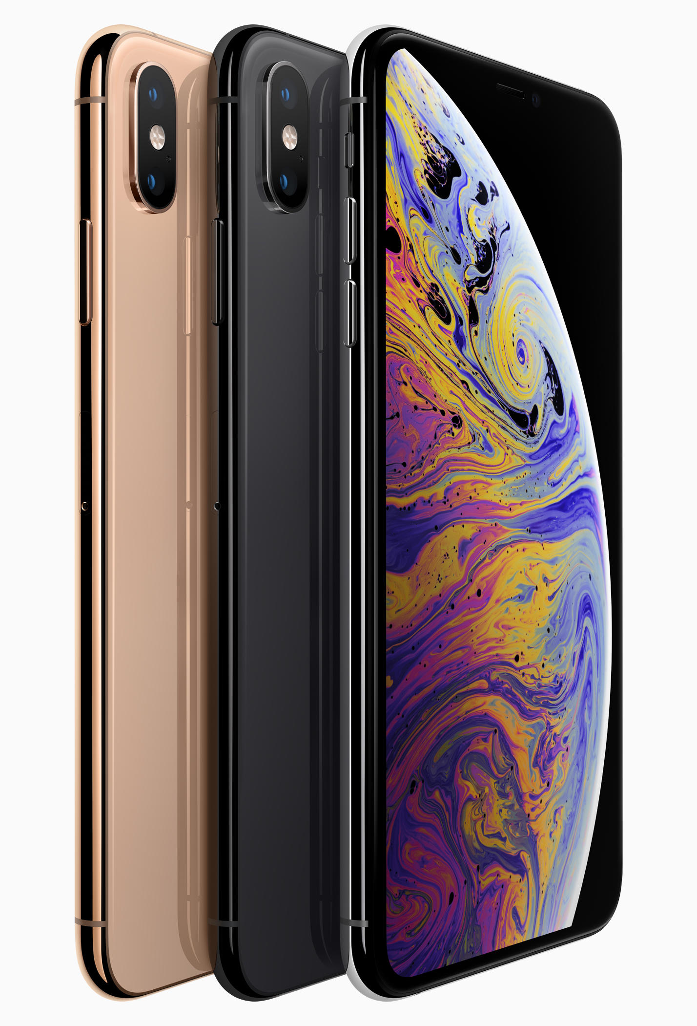 iPhone XS Max Line Up